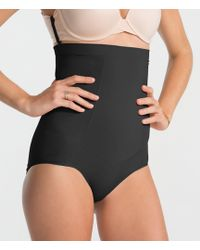 Spanx - Plus Oncore High-waisted Shapewear Brief - Lyst