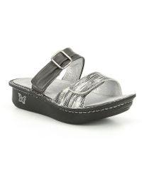 Alegria - Karmen Wrapture Slide Sandals - Lyst