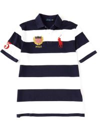 Polo Ralph Lauren - Big & Tall Big Pony Short-sleeve Polo Shirt - Lyst