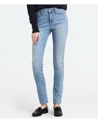 Levi's - Slimming Skinny Jeans - Lyst