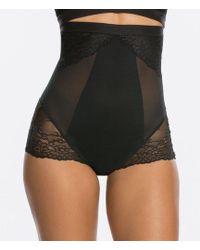 Spanx - Spotlight On Lace High-waist Brief - Lyst