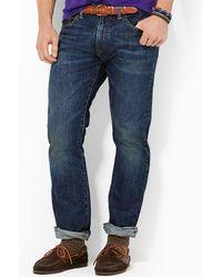 Polo Ralph Lauren - Varick Slim-fit Warwick Wash Jeans - Lyst