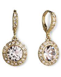 Givenchy - Silk Drop Earrings - Lyst