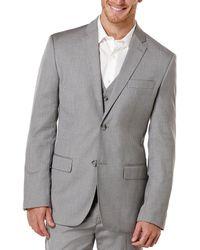 Perry Ellis - Big & Tall Herringbone Sportcoat - Lyst