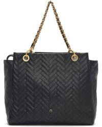 Etienne Aigner - Cara Quilted Tote Bag - Lyst