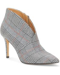 Jessica Simpson - Layra Houndstooth Envelope Shooties - Lyst