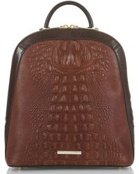 Brahmin - Redwood Collection Rosemary Backpack - Lyst