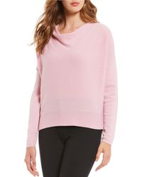 Antonio Melani - Luxury Collection Dkori Cowl Neck Cashmere Sweater - Lyst