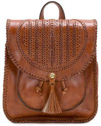 Patricia Nash | Braided Perf Collection Jovanna Backpack | Lyst