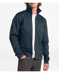The North Face Apex Risor Windwall Flashdry Jacket - Blue