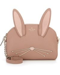 Kate Spade - Desert Muse Rabbit Hilli Cross-body Bag - Lyst
