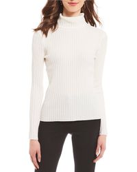 Antonio Melani - Lucy Turtleneck Knit Top - Lyst