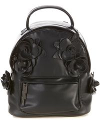 Betsey Johnson - What In Carnation Mini Backpack - Lyst