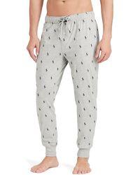 Polo Ralph Lauren - Pony Print Jogger Lounge Pants - Lyst
