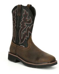5461f98369d Wolverine Rancher Steel Toe Work Boot in Brown for Men - Lyst