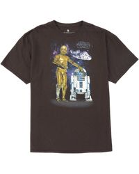 Junk Food - Star Wars Vintage R2d2 Graphic Short-sleeve T-shirt - Lyst