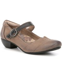 0657786f7036 Lyst - Pedro Garcia  Virtue  Leather Gladiator Sandal in Black