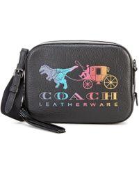 COACH Rexy And Carriage Camera Bag - Black