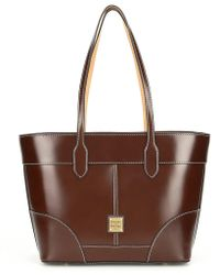 Dooney & Bourke - Selleria Collection Tote - Lyst