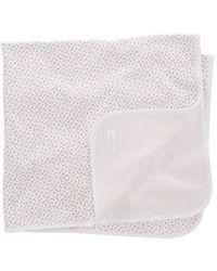 Ralph Lauren - Childrenswear Reversible Printed Receiving Blanket - Lyst