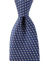"""Brooks Brothers - Airplane Traditional 3 1/4"""" Silk Tie - Lyst"""