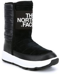 The North Face Women's Ozone Park Winter Pull On Boots - Black