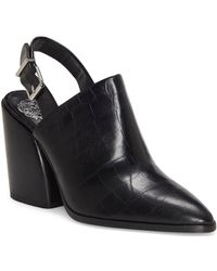 Vince Camuto - Chemine Slingback Bootie - Lyst