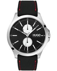 BOSS Hugo #jump Multifunctional Black Watch