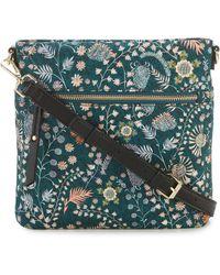 Antonio Melani - Made With Liberty Fabrics North/south Cross-body Bag - Lyst