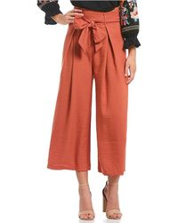 Sugarlips | Paper Bag High Waist Pant | Lyst