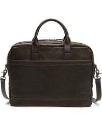 Frye - Carter Briefcase - Lyst