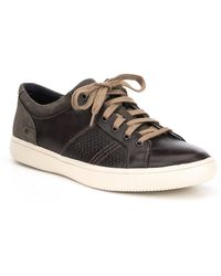 8e1729f338291f Lyst - Rockport Colle Sneaker in Gray for Men