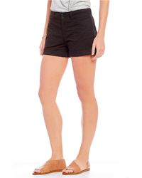 Sanctuary - Wanderer Rolled Cuff Short - Lyst