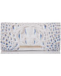 Brahmin - Melbourne Collection Ady Wallet - Lyst