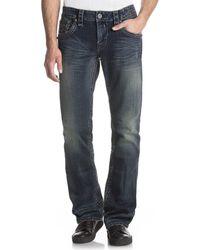 Rock Revival - Noah Bootcut Jeans - Lyst