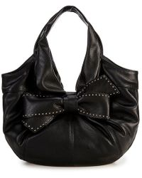 Betsey Johnson - Twist Of Fate Tote - Lyst