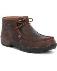 Justin Boots - Justin Original Work Boots Men's Cappie Steel Toe Boots - Lyst
