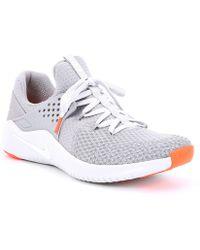 6f031583 Nike Free Sneaker V8 (atmosphere Grey/white/vast Grey) Cross Training Shoes