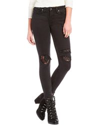 Silver Jeans Co. - Aiko Skinny Jeans - Lyst