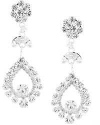 Cezanne - Drop Earrings - Lyst
