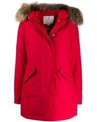 Woolrich Giubbotto Arctic Parka - Rosso