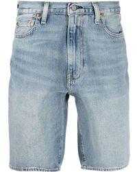 Levi's 469tm Loose Shorts - Blue