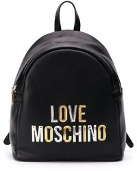 ec2a55e91694 Lyst - Burberry Laminated Tartan Medium Backpack in Black