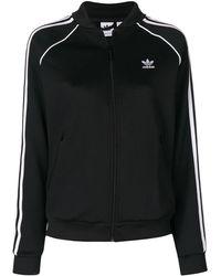 adidas - Three Stripes Track Jacket - Lyst