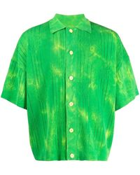 Gcds T-shirts And Polos Green
