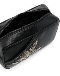 Golden Goose Deluxe Brand Studded Star Bag - Black