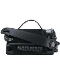 Zanellato Nina S Mandriano Black Bag