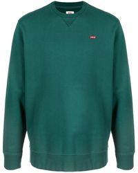 Levi's Cewneck Sweatshirt - Green