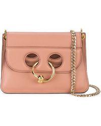 JW Anderson Mini Pierce Bag - Pink