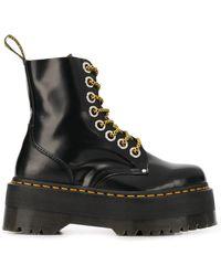 Dr. Martens Jadon Flatform Chunky Boots